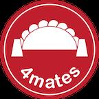 New 4mates logo