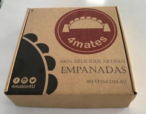 4mates Empanadas Packagin