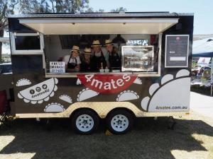 4mates food trailer