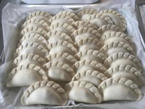 Canape empanadas